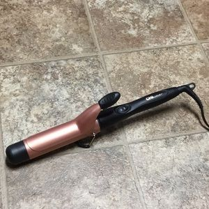"""Chi Luxury Rose Gold Series 1"""" Curling Iron NEW"""